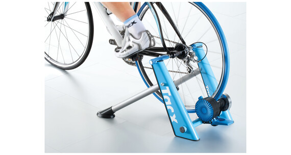 Tacx Blue Twist - Home trainer - gris/bleu